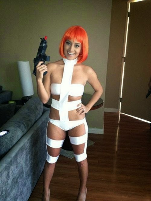 5th Element Girl