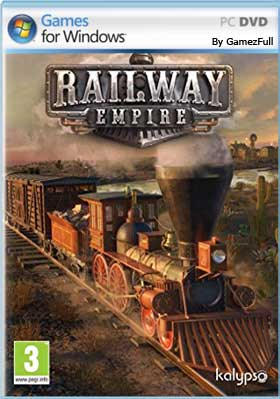 Railway Empire (2018) PC Full] Español