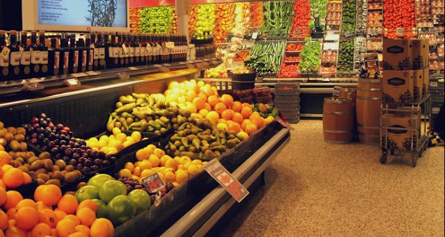 La compra en los supermercados islandeses