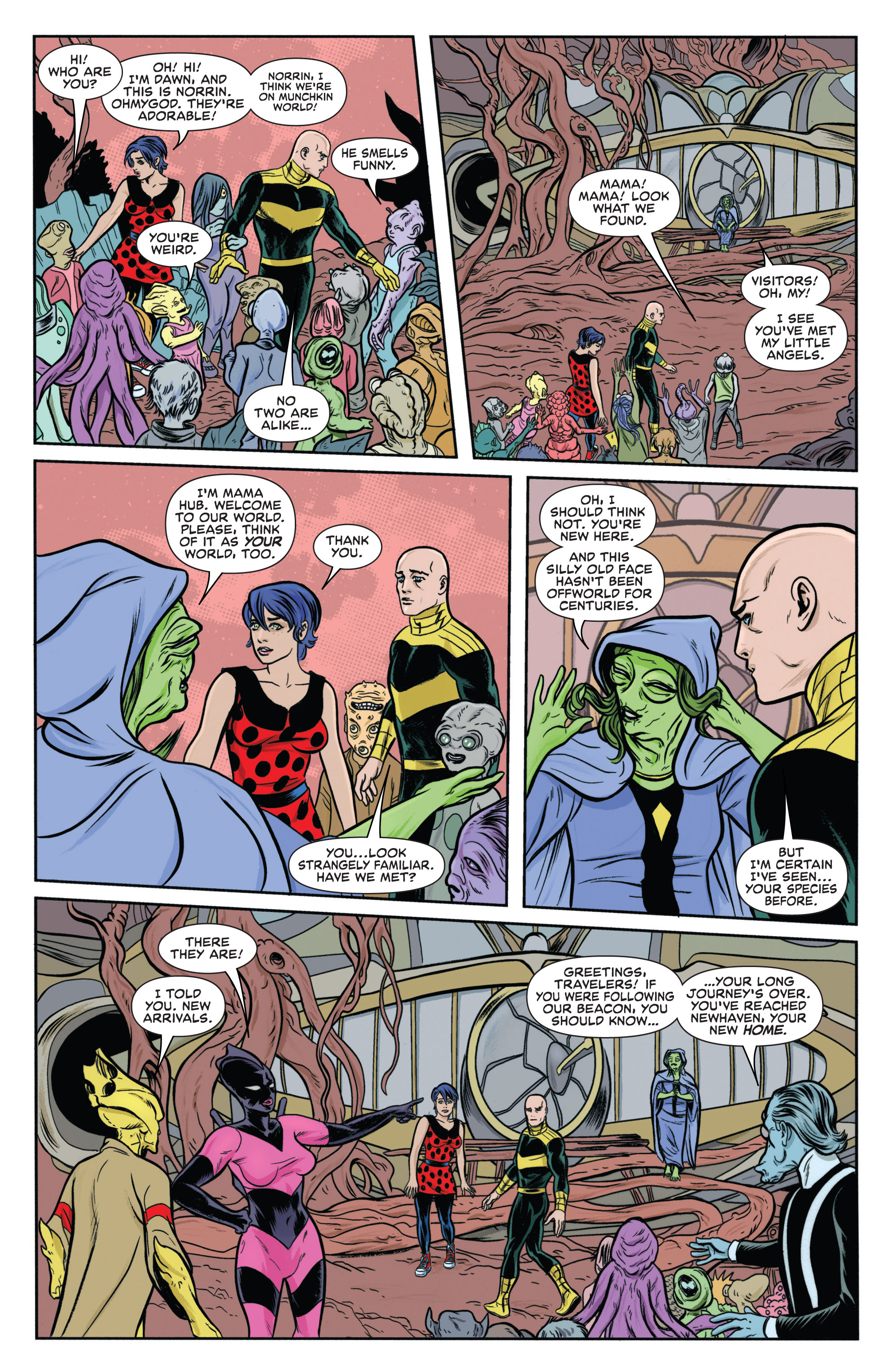 Read online Silver Surfer (2014) comic -  Issue #8 - 12