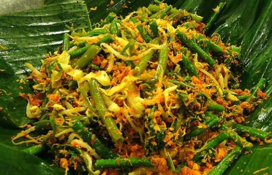 Resep Masakan Indonesia Urap Sayur