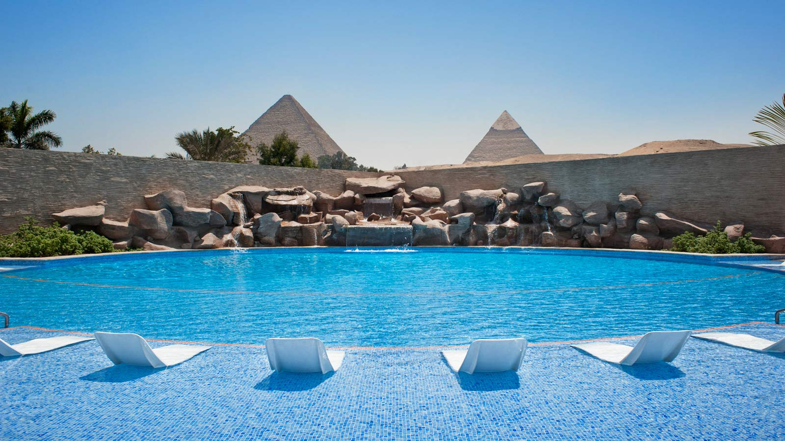 Egypt days 3 and 4: Le Meridien Pyramids Hotel and MS Royal Esadora ...