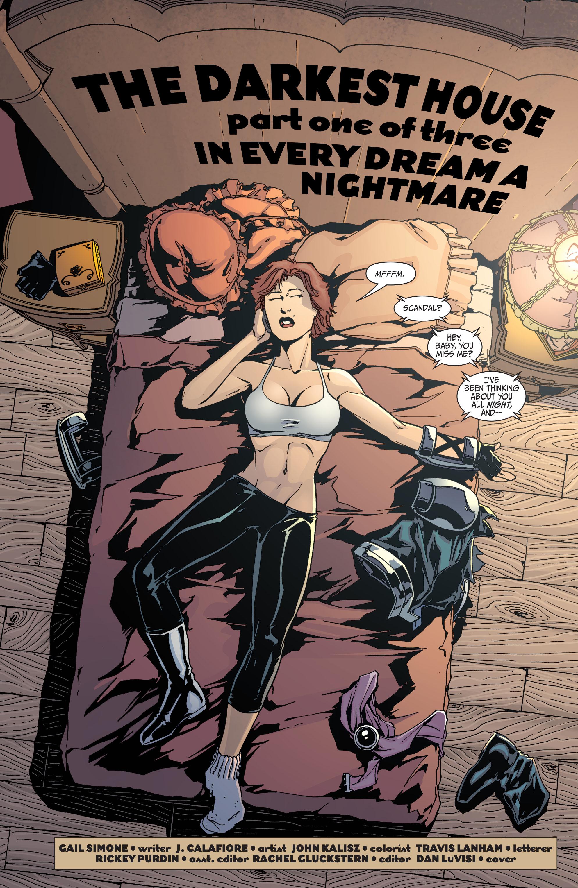 Read online Secret Six (2008) comic -  Issue #31 - 7