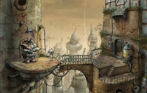 Machinarium Android APK + DATA