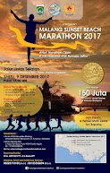 Malang Sunset Beach Marathon • 2017