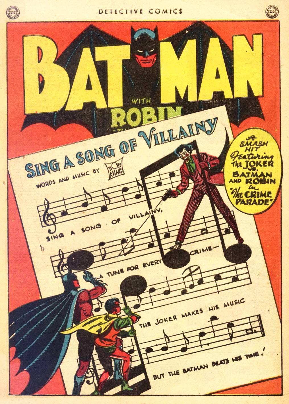 Detective Comics (1937) 124 Page 2