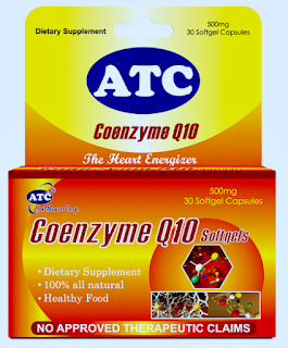 ATC Coenzyme Q10