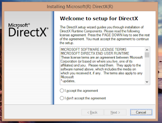 memperbaiki d3dcompiler_43.dll is missing-Install Microsoft DirectX