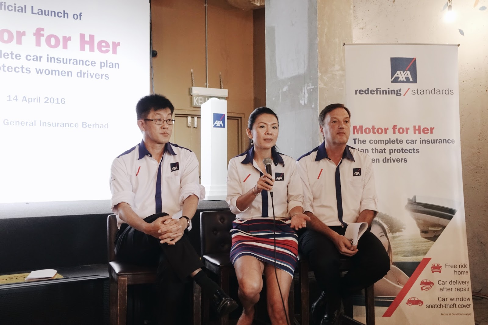 Axa Motor For Her First Insurance For Women Drivers A