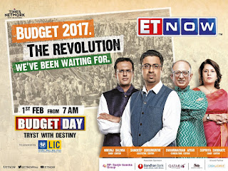 TIMES NETWORK presents a special programming line-up for Budget 2017