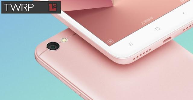 Cara install TWRP pada Xiaomi Redmi Note  Cara install TWRP Resmi pada Xiaomi Redmi Note 5A dan 5A Prime