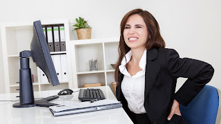 How To Fight Back Pain At Work
