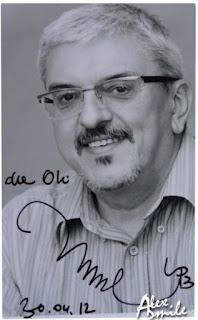 Marek Niedźwiecki autograf, spotkanie