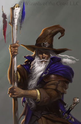 Ficha de Elminster - D&D 3.5