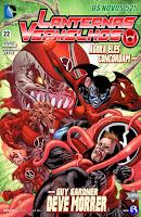 Os Novos 52! Lanternas Vermelhos #22