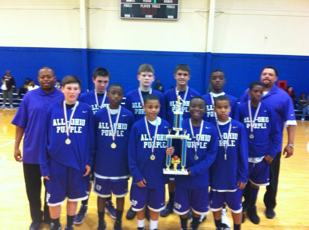 Knights Basketball Team