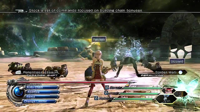 Download Final Fantasy XIII 2 PC Games