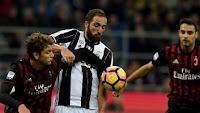 AC Milan vs Juventus 1-0 Video Gol & Highlights