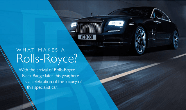 What Makes A Rolls-Royce?