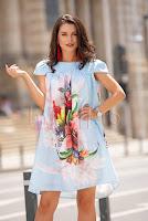 rochie-mbg-lejera-cu-imprimeu-floral