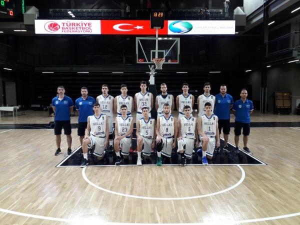 Φιλική ήττα από τη Σερβία για την Εθνική Παίδων