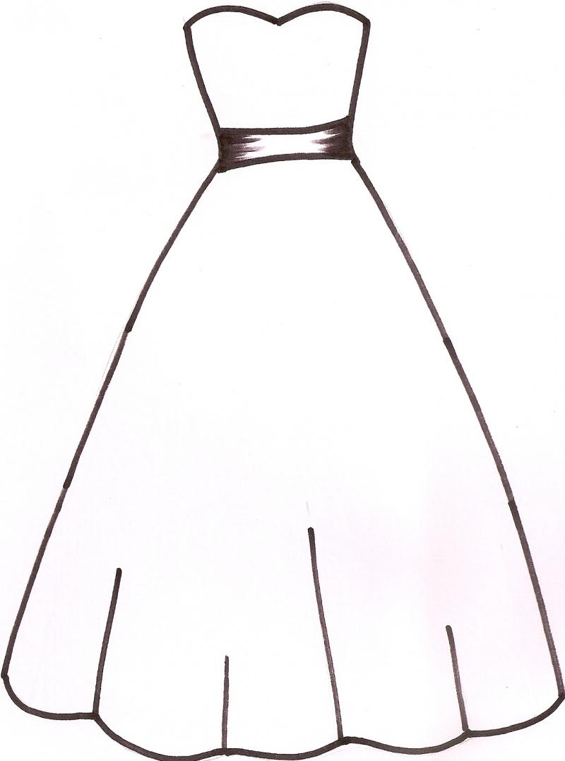 photoshop dress clipart - photo #47