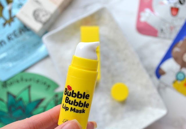 RiRe Bubble Bubble Lip Mask Review