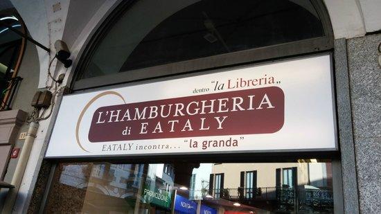 Eataly, L'Hamburgeria en Roma Las mejores hamburgueserías del mundo