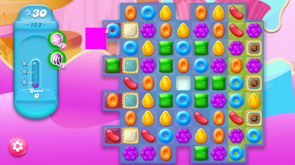 Candy Crush Jelly Saga 123