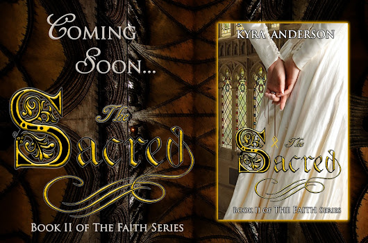 The Sacred - Cover Art Reveal!