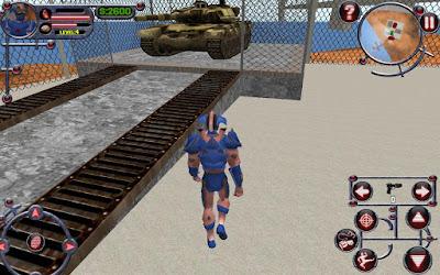 Rope Hero 2 APK Mod