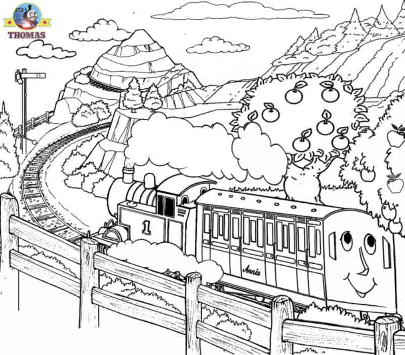 annie and clarabel coloring pages - photo#1