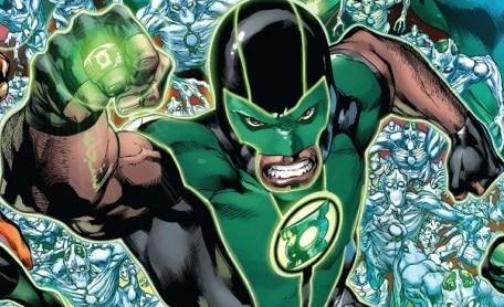 daftar superhero muslim dc comics, superhero beragama islam green lantern islam