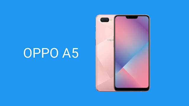 Oppo A5 smartphone launches 4,320mAh capacity battery and priced at Rs 14,990