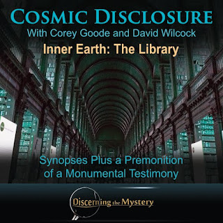 Cosmic Disclosure Corey Goode Inner Earth Library