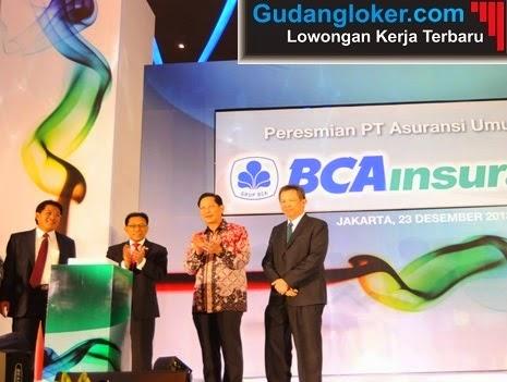 Lowongan Kerja Terbaru BCA insurance