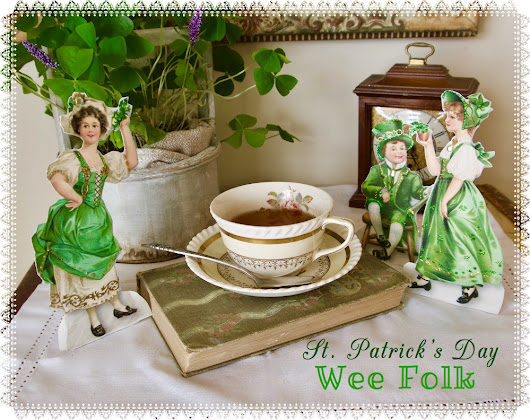 St. Patrick's Day: Whimsical Wee Folk