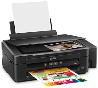 Epson L210 Pilote Imprimante Windows et Mac