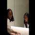 သန႔္စင္ခန္းထဲမွာ သရဲေျခာက္ခံရတဲ့ ဗီဒီယို အြန္လိုင္းတြင္ ပ်ံ႕ႏွံ႔
