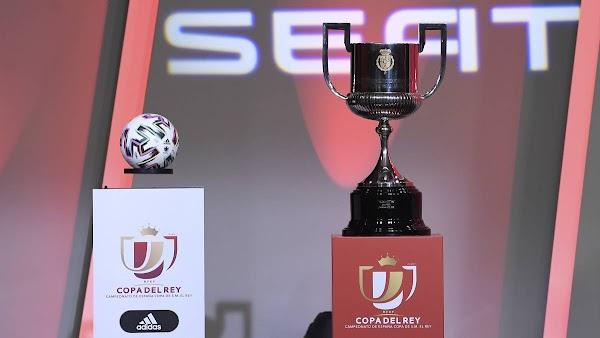 Copa del Rey 2019/2020, emparejamientos de la segunda eliminatoria