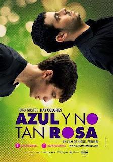 Azul y no tan rosa, 2013