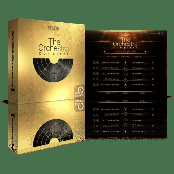 Best Service The Orchestra Complete v1.1 KONTAKT Library