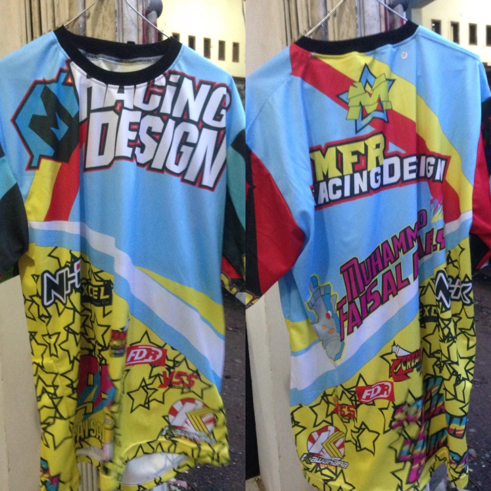 Baju Fullprint Makassar Kaos Anak Printing Jersey Custom Jepara Print Murah Full Buat Event Partai Sablon Konveksi