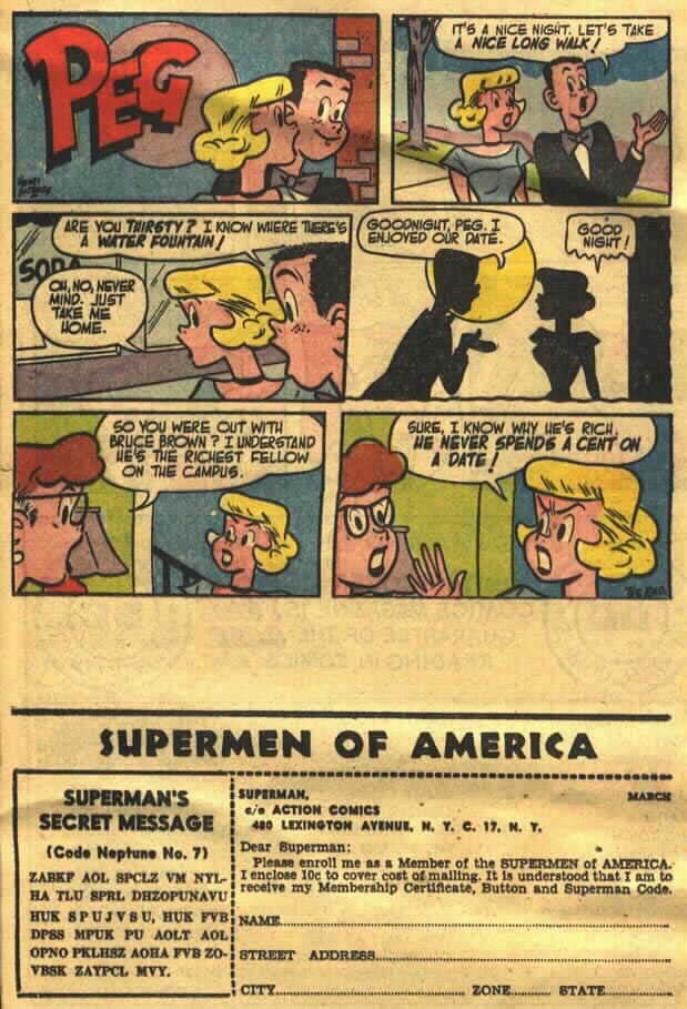 Read online Action Comics (1938) comic -  Issue #202 - 24