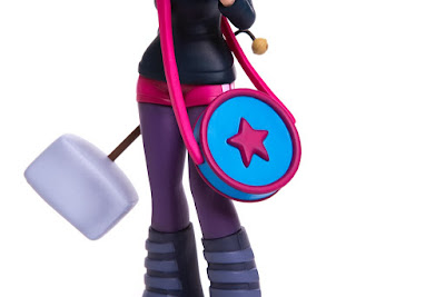 Black Friday Exclusive Scott Pilgrim Ramona Flowers Vinyl Figure by Mondo x Bryan Lee O'Malley