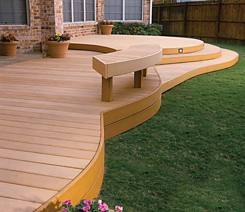 Wood Deck Constructions: Several Tips On How To Build Wood