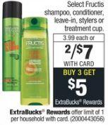 Garnier Fructis deal cvs