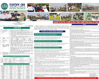 bangladesh jail job circular 2018,