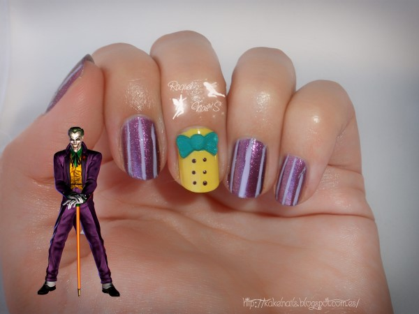 The Joker nails