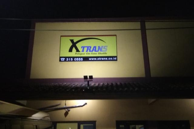 Travel Jakarta Bandung Xtrans